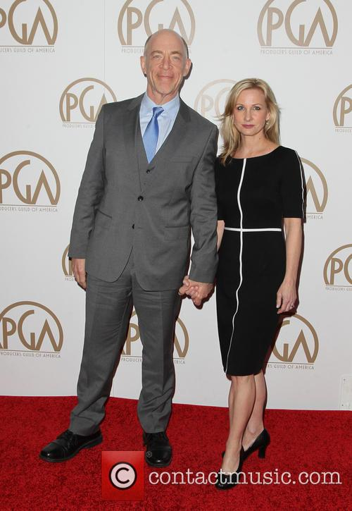 J.k Simmons and Michelle Schumacher 6