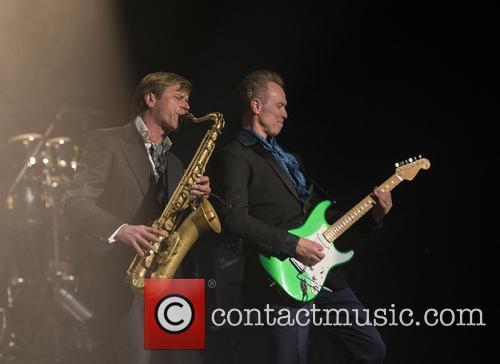 Steve Norman and Gary Kemp 2