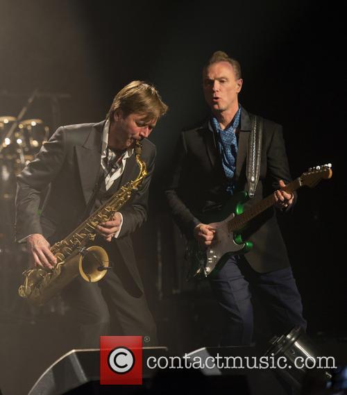 Steve Norman and Gary Kemp 1
