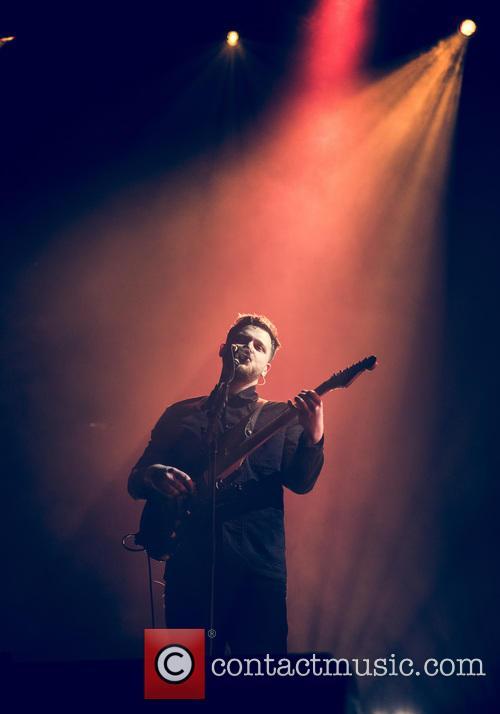 Alt-J perform live at the O2 Arena