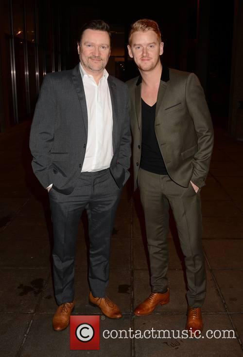Ian Puleston-davies and Mikey North 1