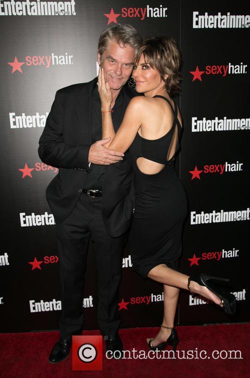 Harry Hamlin and Lisa Rinna 5