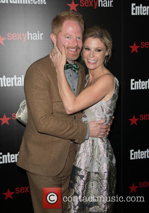 Jesse Tyler Ferguson and Elizabeth Banks 5