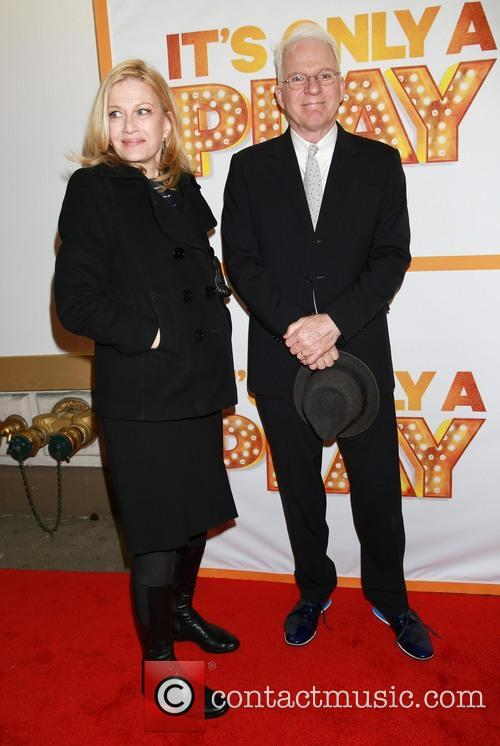 Diane Sawyer and Steve Martin 2