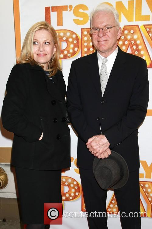 Diane Sawyer and Steve Martin 4