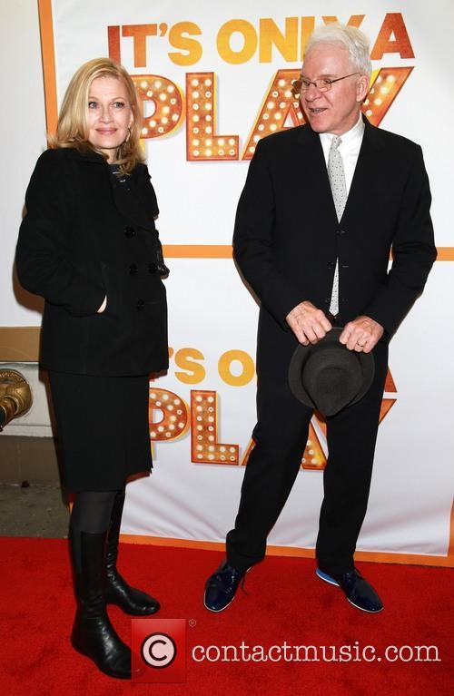 Diane Sawyer and Steve Martin 1