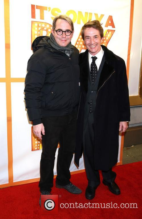 Matthew Broderick and Martin Short 2