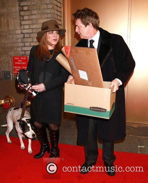 Stockard Channing and Martin Short 2