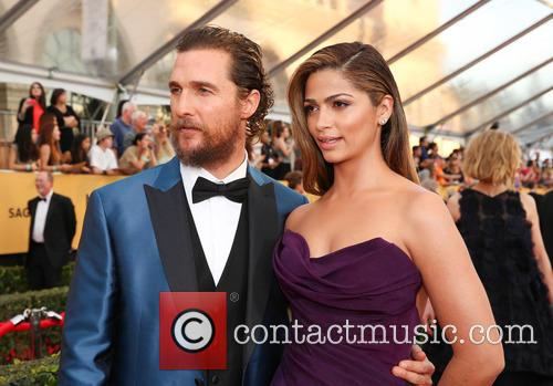 Matthew Mcconaughey and Camila Alves 9