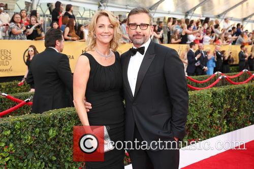 Steve Carell and Nancy Carell 2