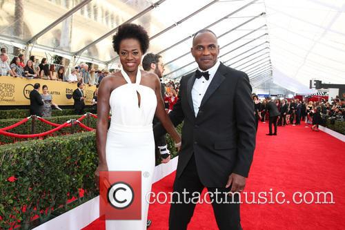 Viola Davis and Julius Tennon 2