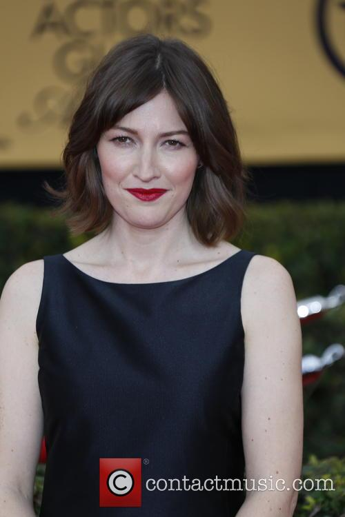 Kelly Macdonald at the 21st Annual SAG Awards