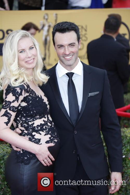 Reid Scott and Elspeth Keller 2