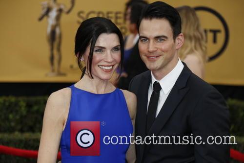Julianna Margulies and Keith Lieberthal 10