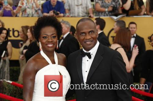 Viola Davis and Husband Julius Tennon 7