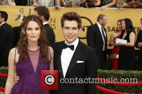 Keira Knightley and Musician James Righton 10