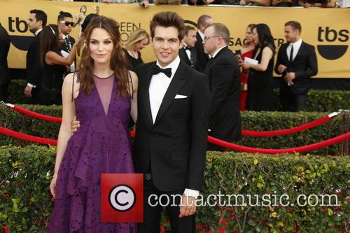 Keira Knightley and Musician James Righton 11