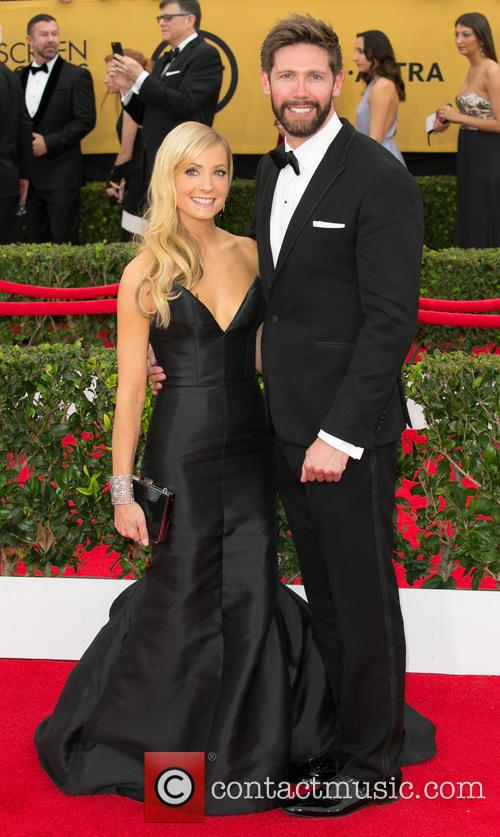 Joanne Froggatt and James Cannon 11