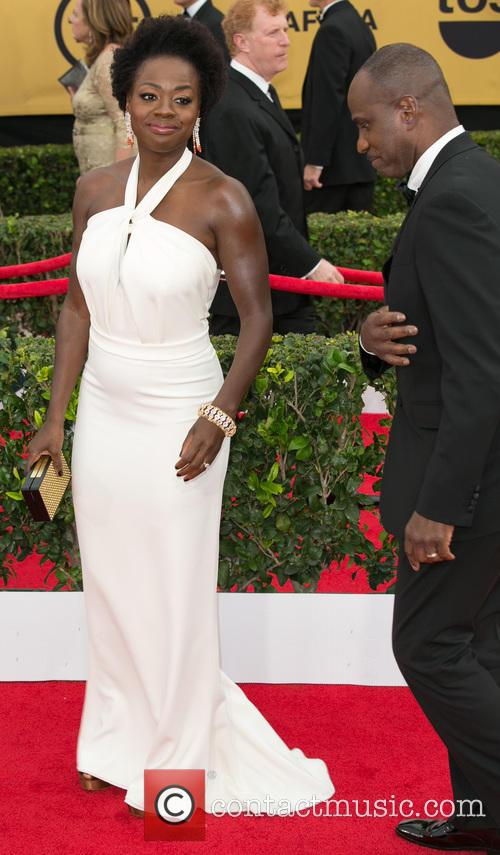 Viola Davis and Julius Tennon 9