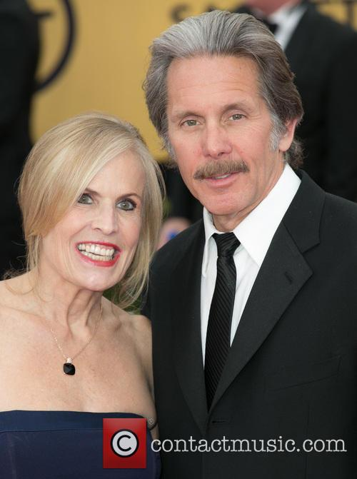 Teddi Siddall and Gary Cole