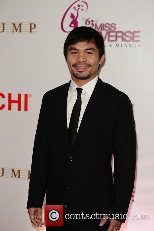 Manny Pacquaio 3