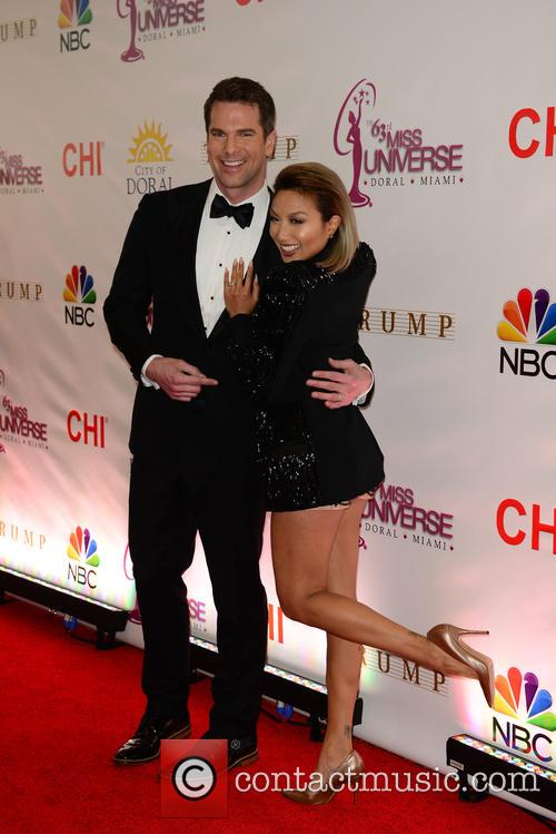 Thomas Roberts and Jeannie Mai 3