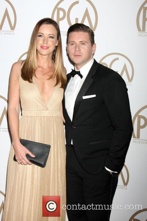 Charlie Webster and Allen Leech 2