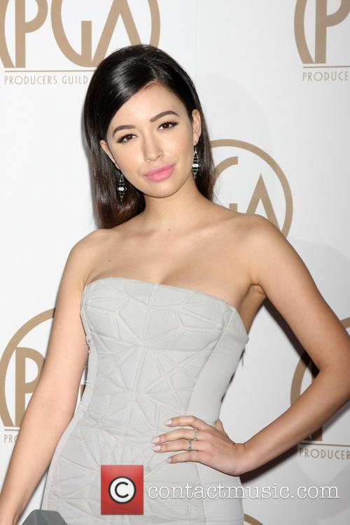 Christian Serratos 1