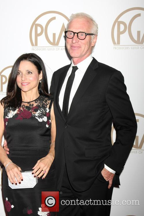 Julia Louis-dreyfus and Brad Hall 4