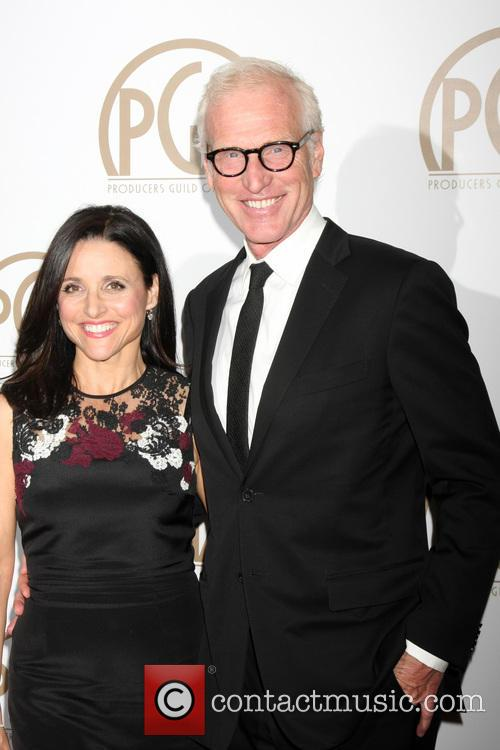 Julia Louis-dreyfus and Brad Hall 5