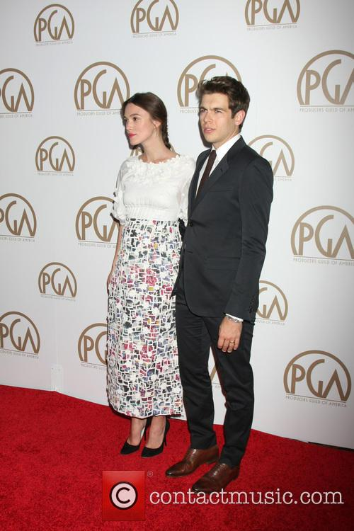 Keira Knightley and James Righton 6