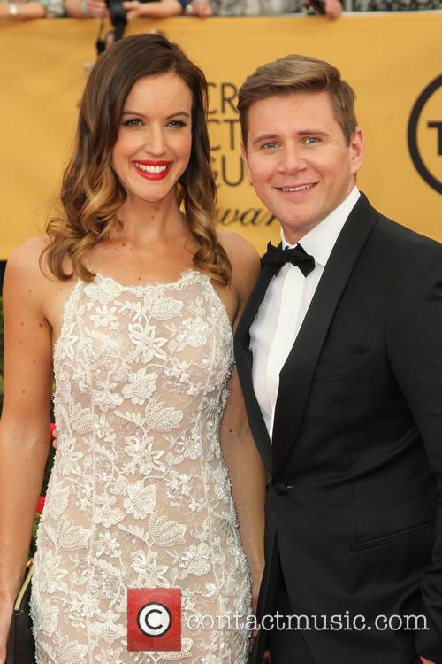 Allen Leech and Charlie Webster 1