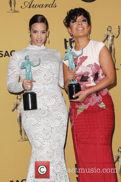 Dascha Polanco and Selenis Leyva 3