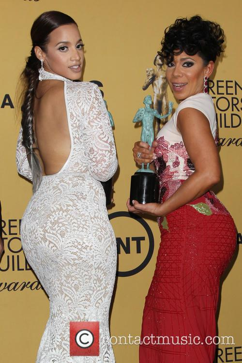 Dascha Polanco and Selenis Leyva 4