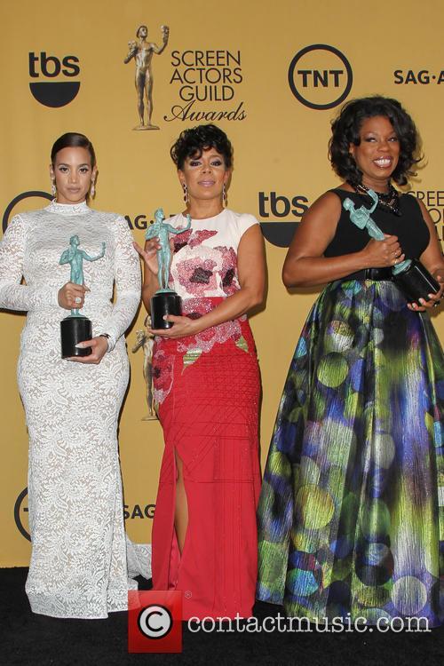 Dascha Polanco, Selenis Leyva and Lorraine Toussaint 2