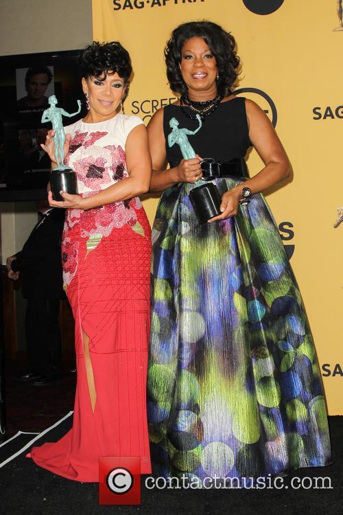 Selenis Leyva and Lorraine Toussaint 2