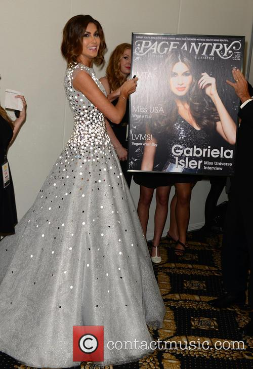 Gabriela Isler 1