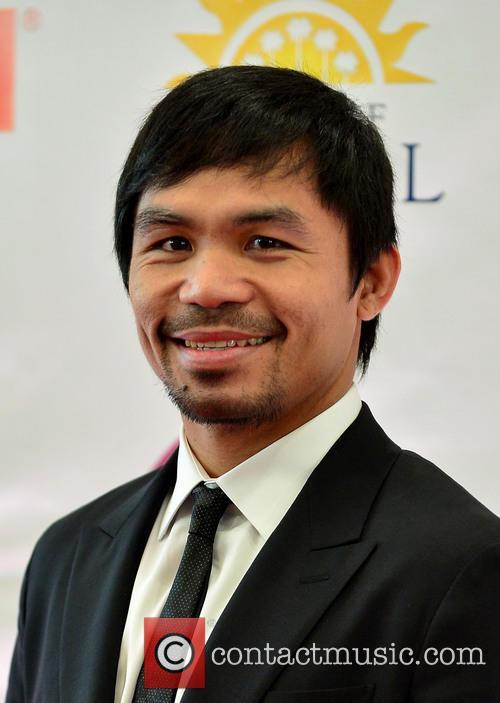 Manny Pacquaio 1