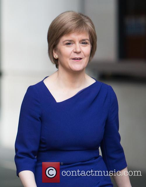 Nicola Sturgeon Msp 6