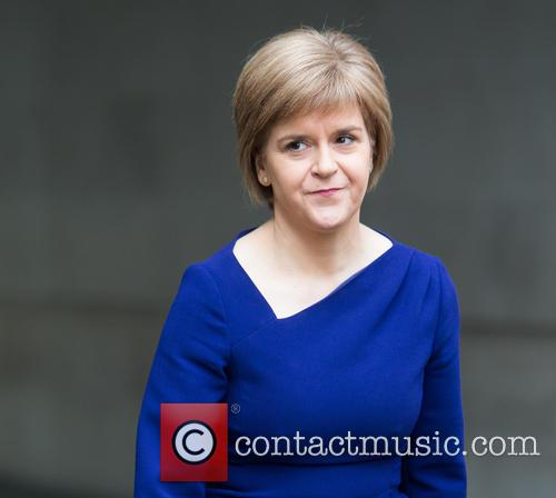 Nicola Sturgeon Msp 7
