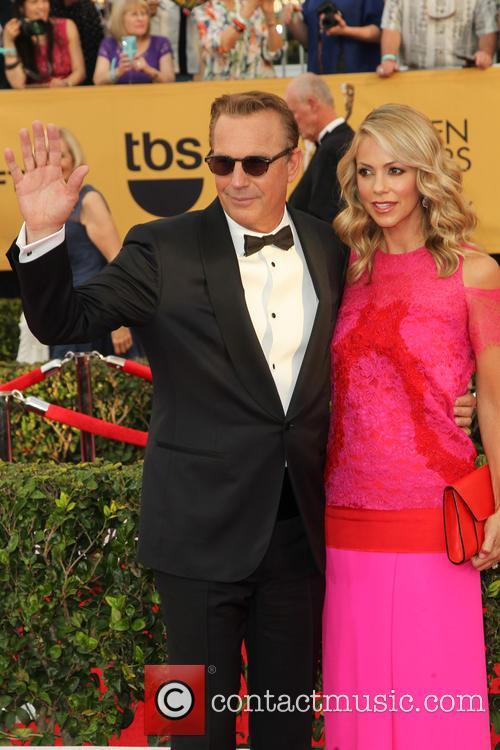 Kevin Costner and Christine Baumgartner 4