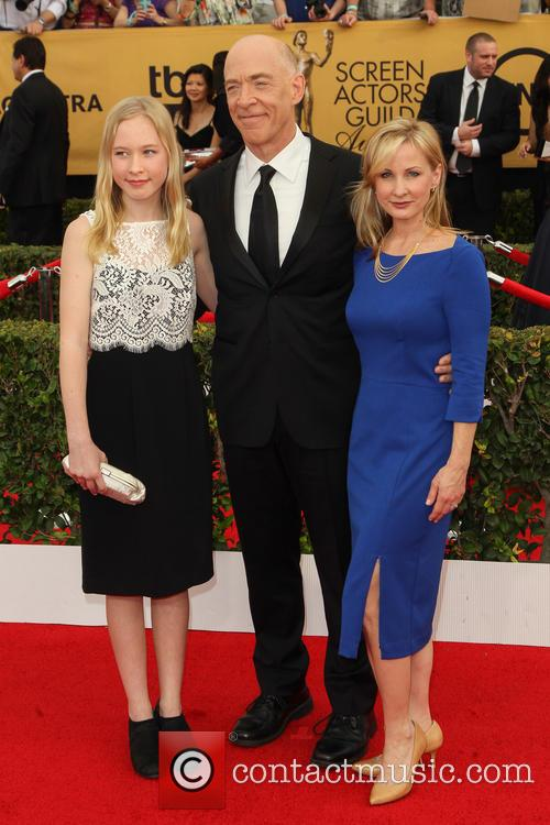 Olivia Simmons, J.k. Simmons and Michelle Schumacher 1