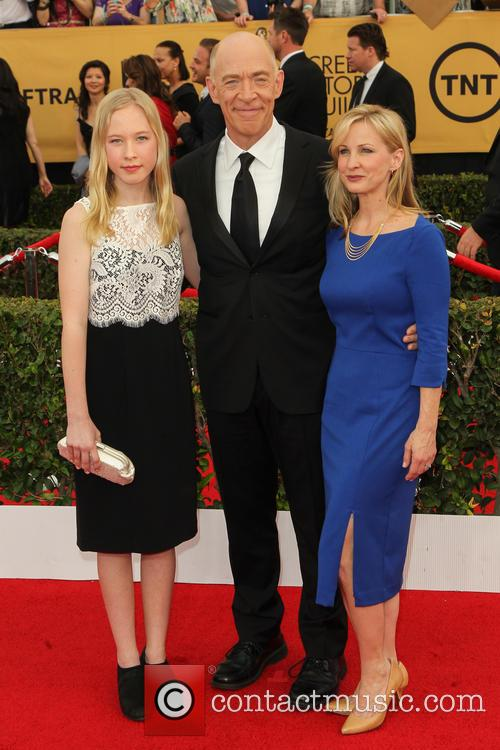 Olivia Simmons, J.k. Simmons and Michelle Schumacher 2