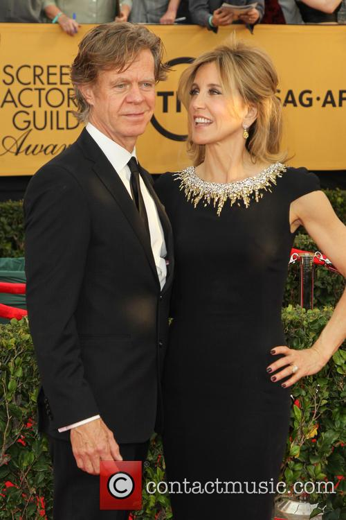 William H. Macy and Felicity Huffman 2