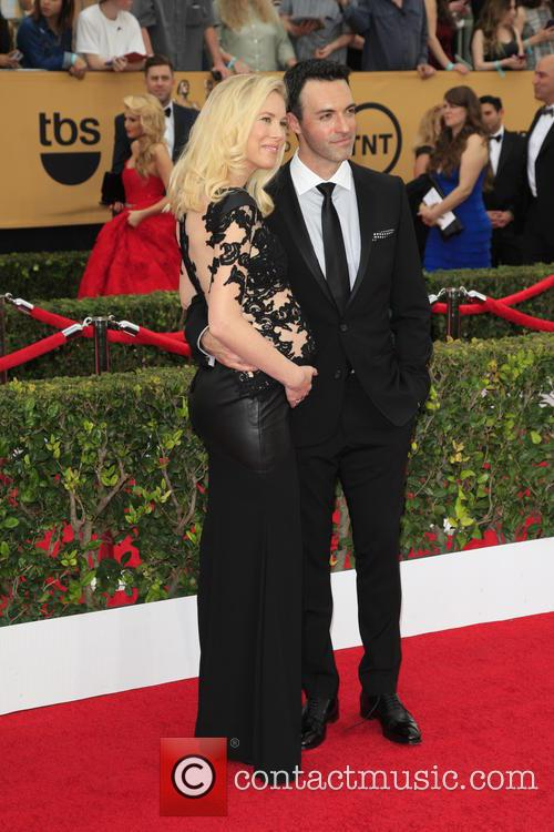 Elspeth Keller and Reid Scott 2