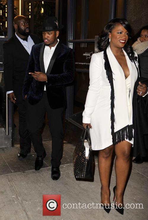 Kandi Burruss and Ne-yo