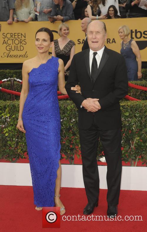 Luciana Duvall and Robert Duvall 3