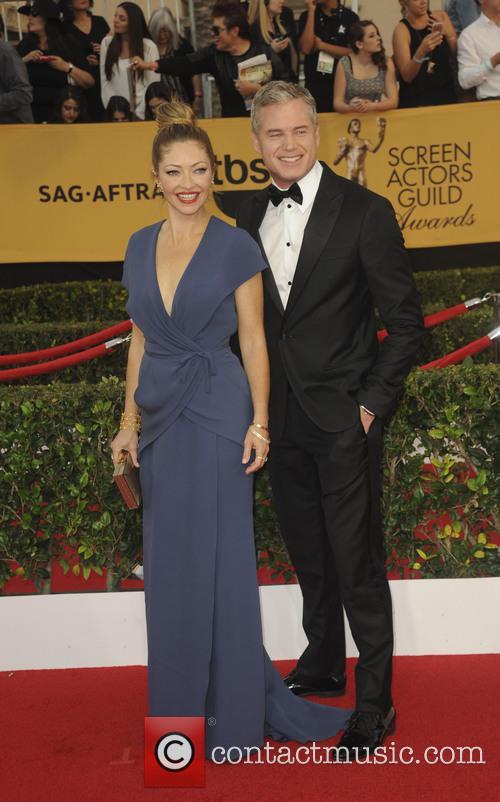 Rebecca Gayheart and Eric Dane 11