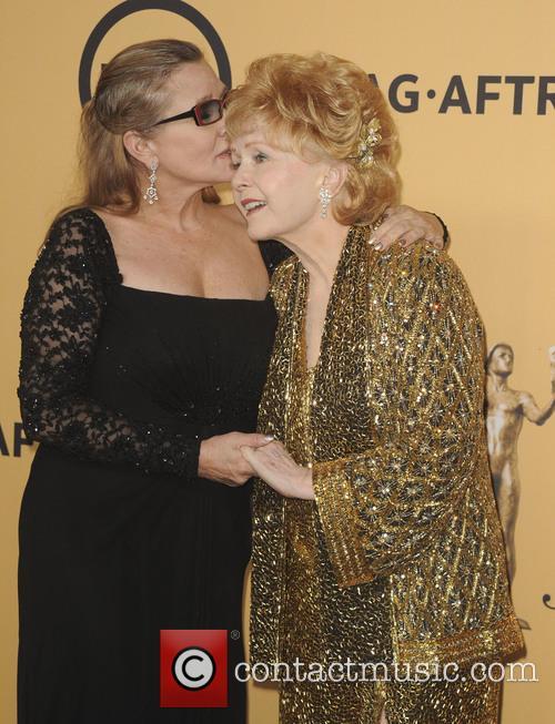 Carrie Fisher Debbie Reynolds
