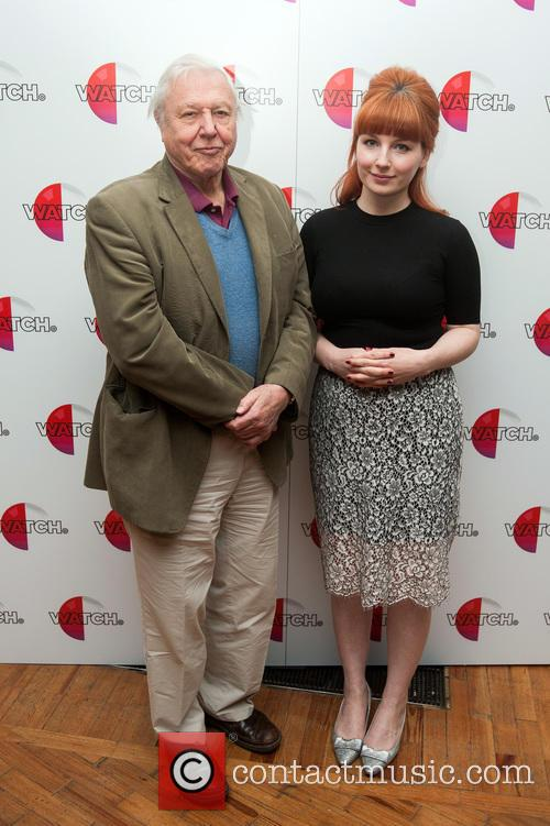 David Attenborough and Alice Levine 7